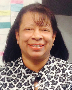 Melanie Cage, Twin Rivers (OH) Chapter International Trends &  Services Chair